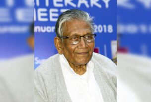 Legendary writer Manoj Das passes away: Odisha mourns death of its favourite writer and storyteller - Times of India