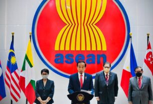 Sotheast Asian nations say consensus reached on ending Myanmar crisis