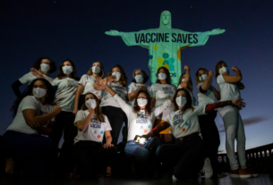 Brazil city offers Covid shots to all 18-60 as part of test