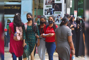 Centre urges institutions to postpone all offline exams scheduled in the month of May - Times of India