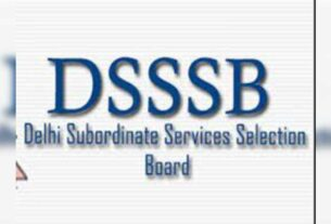 DSSSB recruitment notification released at dsssb.delhi.gov.in for 7236 TGT, LDC, Counselor and other posts - Times of India