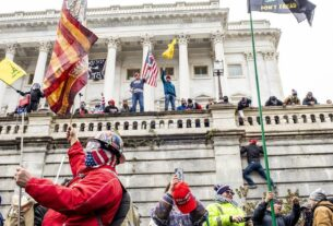 Proud Boys under growing scrutiny in Capitol Riot investigation