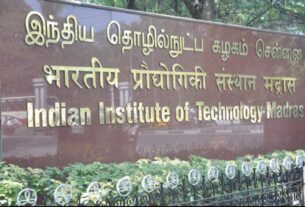 IIT Madras incubated startup sets Guinness record in upskilling people in Python programming - Times of India
