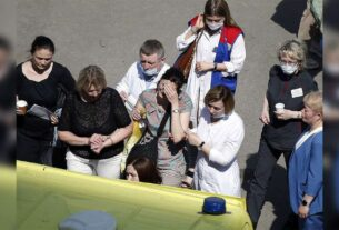 School shooting in Russia kills 9 people; suspect arrested - Times of India