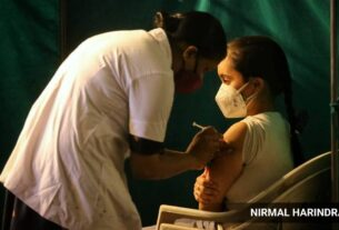 India has inoculated more people with first dose of Covid-19 vaccine than US: VK Paul