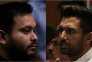My father and Lalu ji were close friends…Tejashwi is my younger brother: Chirag Paswan