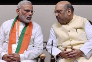 PM Modi led, we controlled second wave in a very short time, says Amit Shah