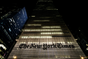 Trump administration secretly seized phone records of New York Times reporters