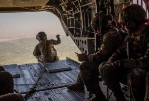 US troop withdrawal from Afghanistan 30-44 per cent complete: CENTCOM