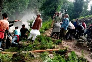 Weather Forecast Today Live Updates: NDRF joins Indian Army, state agencies in relief operations after J&K cloudburst