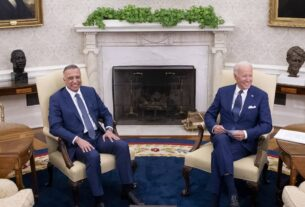 Joe Biden takes two paths to wind down Iraq and Afghan wars