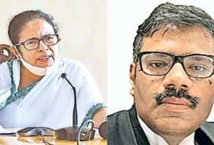 Justice Chanda recuses from hearing Mamata's election plea, fines her Rs 5 lakh