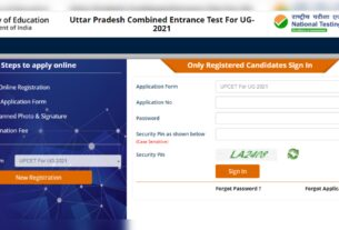 UPCET 2021: Application process to end today at upcet.nta.nic.in - Times of India