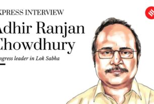 'BJP should not behave like a democratic saint…look at your record in Oppn': Adhir Ranjan Chowdhury