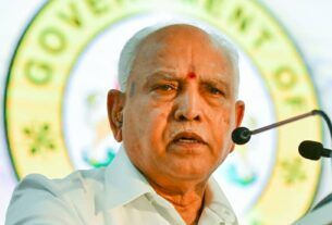 B S Yediyurappa on foreign trip with family, first since '11