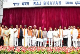 Basavaraj Bommai's cabinet: 23 ministers retained, 6 new faces, no deputy CM in Karnataka this time
