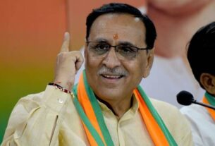 CM dismisses suggestions of early elections in Gujarat