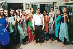 Gujarat: 32 students who dropped out pass boards with flying colours