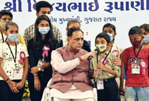 Gujarat: 3,963 kids who lost a parent to Covid-19 get financial help