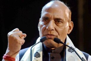 India can become super economic power if it develops advanced technology: Rajnath Singh