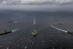 India conducts maritime exercise with Philippine Navy