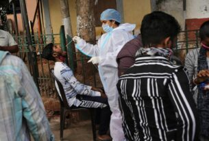 India records 38,628 new Covid-19 cases, 617 deaths; Kerala top contributor