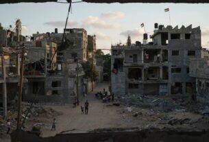Israel strikes Hamas sites in Gaza in response to fire balloons: Military
