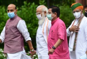 PM seeks names of absentee BJP MPs during passage of Tribunals Reforms Bill in RS