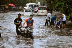 Rajasthan sees 80 rain-related deaths this monsoon