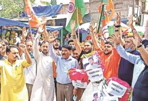 Rajouri bandh as grenade attack at BJP leader's house leaves 2-yr-old dead