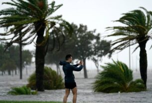 United States Ida makes landfall in Louisiana as most intense hurricane in years
