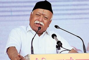 Will have to bow before China if dependence on it increases: RSS chief Mohan Bhagwat