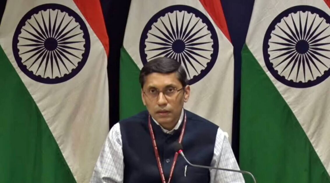 Will take all steps for safety of Indians and India's interests: MEA on Afghanistan