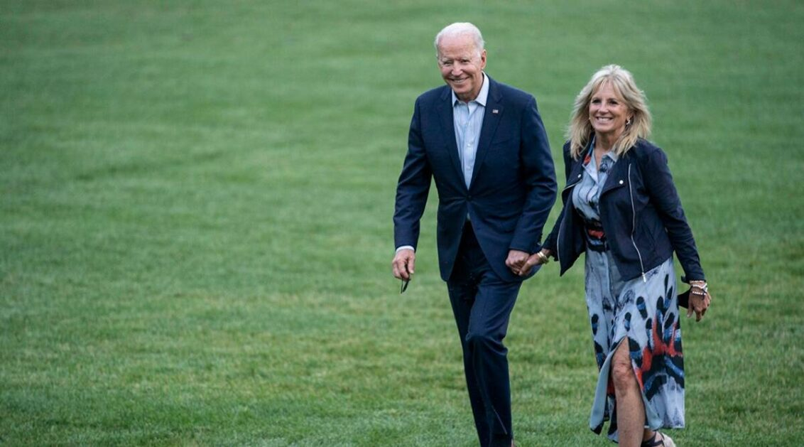 Jill Biden is chasing the US President's most elusive campaign promise: Unity