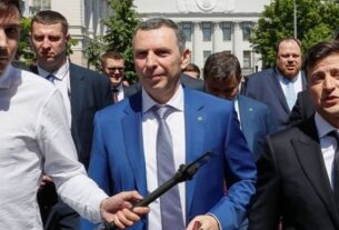 Ukraine: Presidential aide targeted in assassination attempt