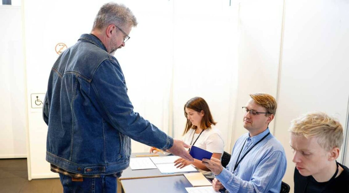 Iceland's ruling coalition boosts majority, preliminary election results show