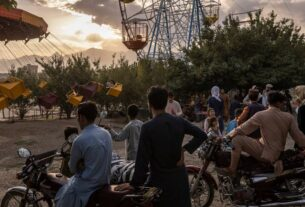 Afghan Uyghurs fear deportation as Taliban cozy up to China