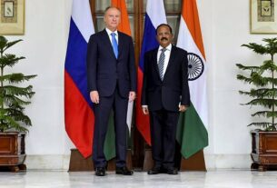 Afghanistan, security on table as key US, Russian officials arrive in Delhi