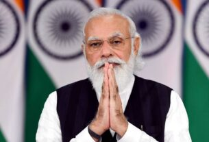 After 2.5 crore vaccinations record, 'a political party got fever', says PM Modi