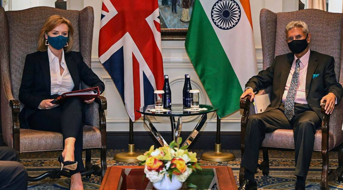 As PM Modi heads to US, Foreign Secy says AUKUS won't impact Quad