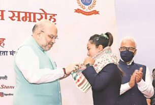 Beat constables have made democracy successful: Amit Shah
