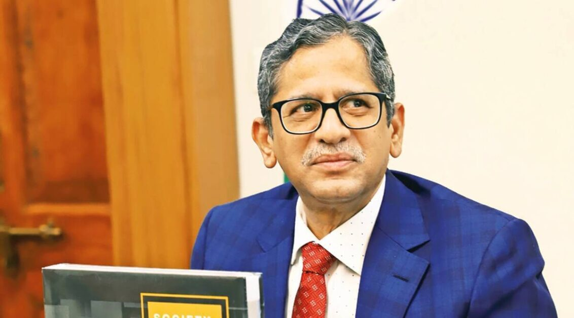 CJI bats for 50% women's reservation in judiciary