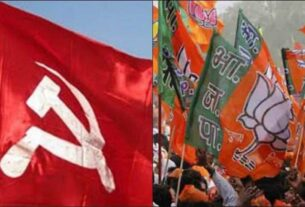 CPI(M), BJP workers clash in Kerala CM's constituency, two injured
