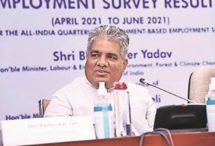 Changes in Gujarat new political philosophy, says Bhupender Yadav