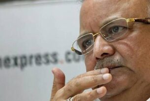 Chhattisgarh govt protecting 2 officers in PDS scam, says BJP