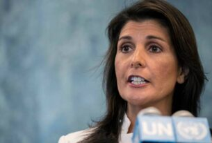 China trying to take over Bagram air force base, use Pakistan against India: Nikki Haley