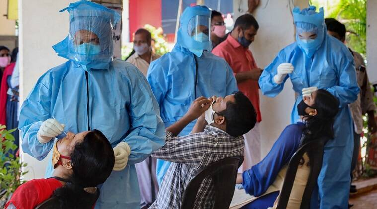 Covid-19: Active cases in India below 3 lakh for first time in six months, 55% in Kerala