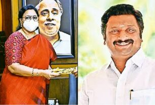 DMK fields two RS candidates, keeps Congress waiting