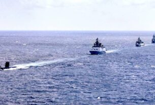 Days after Malabar, Navy participates in bilateral exercise with Australian Navy