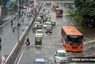 Delhi to receive light rainfall today, showers to continue through the week